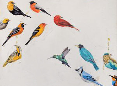 Birds in Art