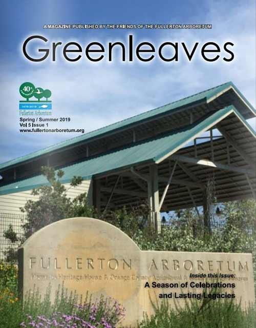 Greenleaves Spring/Summer 2019