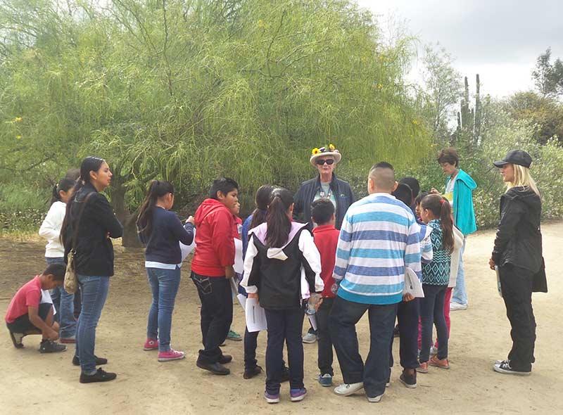 free public nature tour