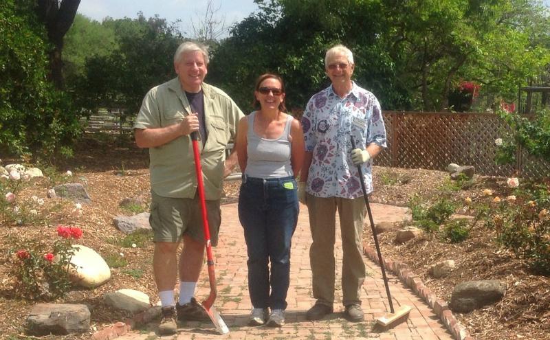 fullerton arboretum volunteers