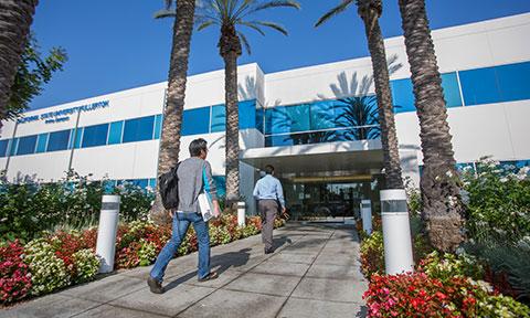 Irvine Center
