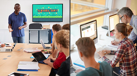Game-Based Learning Program