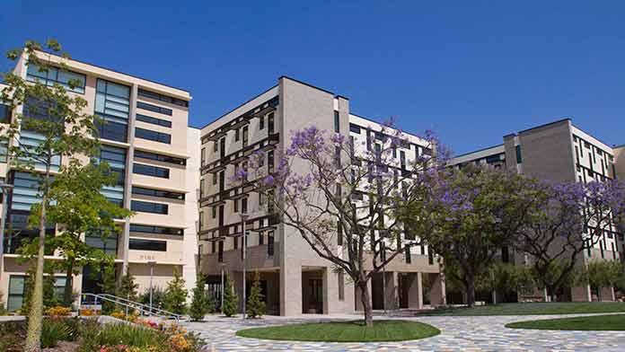 CSUF on campus housing