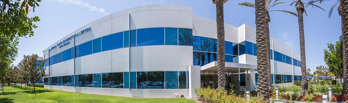 CSUF Irvine Center