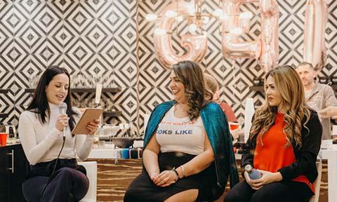 Latinas Learn Social Media